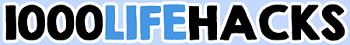 1000 Life Hacks logo