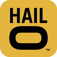 Uber alternative - Hailo logo