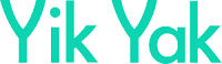 Yik Yak logo.