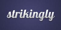 Strikingly logo