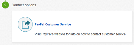 eBay affiliate customer service options