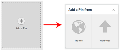 Add a pin to your boards