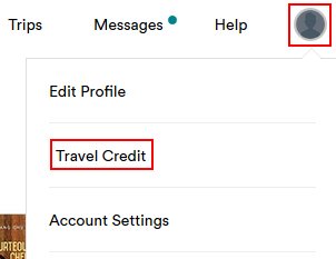 How to access the Airbnb travel credit referral program
