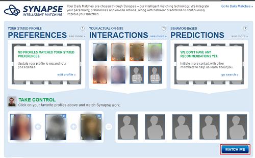 Match.com Synapse