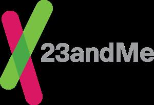 Ancestry alternative - 23AndMe logo