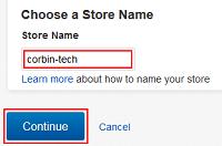 Name eBay Store