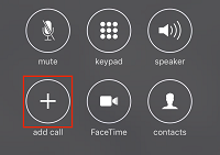 Add another call to current call