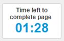 Ticket countdown timer