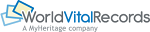 World Vital Records logo