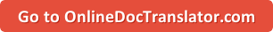 DocTranslator button
