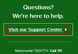 Angies List support center