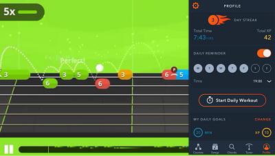 Uberchord music app