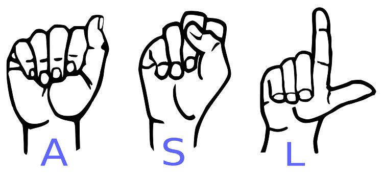 ASL banner
