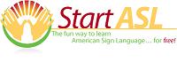 Start ASL logo