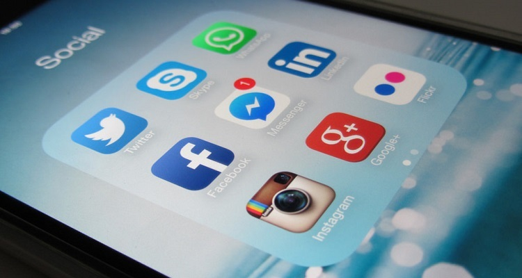 Social media apps