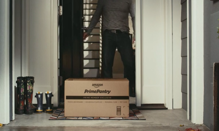 Amazon Prime Pantry delivery