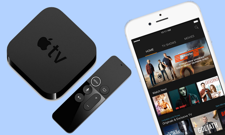 Apple TV devices