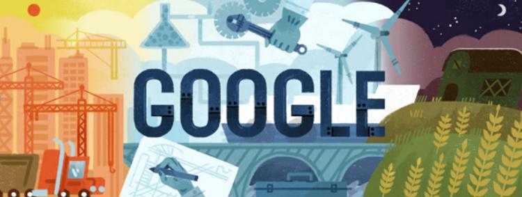 Google banner
