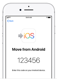 Code for Move to iOS app